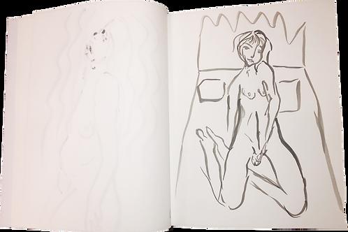 """""""Pleasure"""" Sketch"""