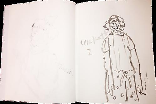 """Crickett II"" Sketch"
