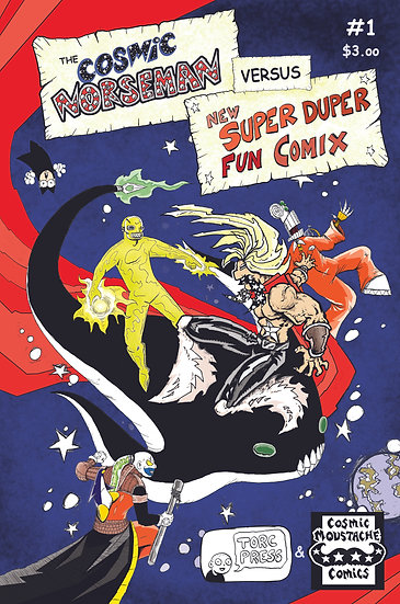 The Cosmic Norseman VS New SDF #1