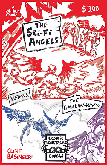 The Sci-Fi Angels #1