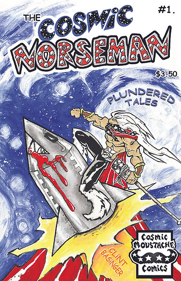 The Cosmic Norseman: Plundered Tales #1