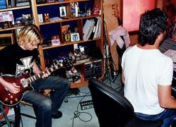 Ryan with Producer Shane O'Mara