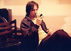 John - Backstage Evelyn Hotel, Fitzroy 1999