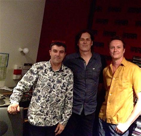 Neil Rogers, Doug Lee Robertson, John Baxter