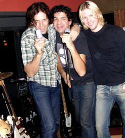 John, Paul and Ryan