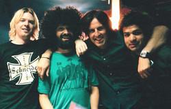 Ryan, Ago, John and Paul