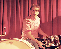 Andy - Soundcheck, the Evelyn Hotel, Fitzroy 1999