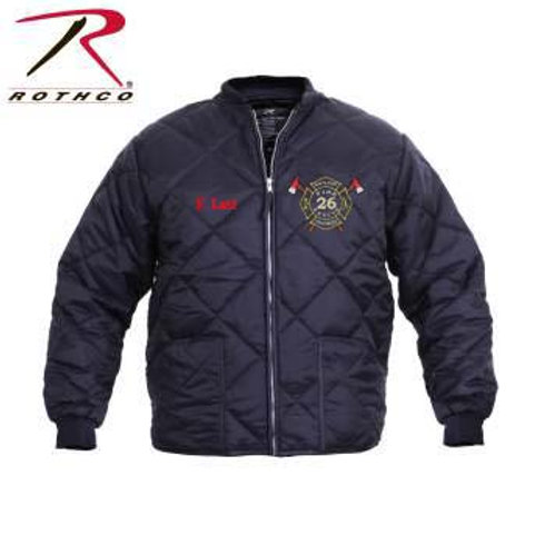 Qulited Jacket