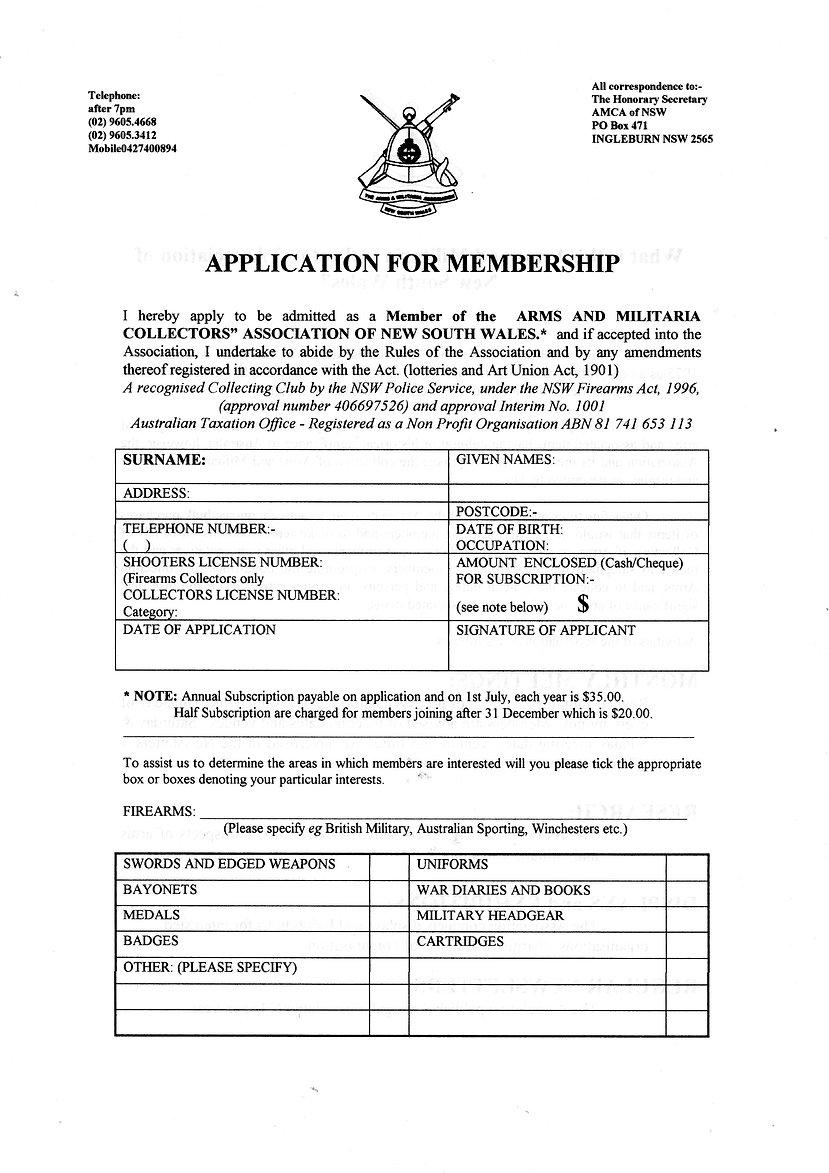 Apr 2017AMCAofNSWInc Membership form209.