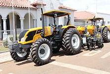Locação de Trator Agrícola em Belo Horizonte BH Arado Grade Implementos Preço