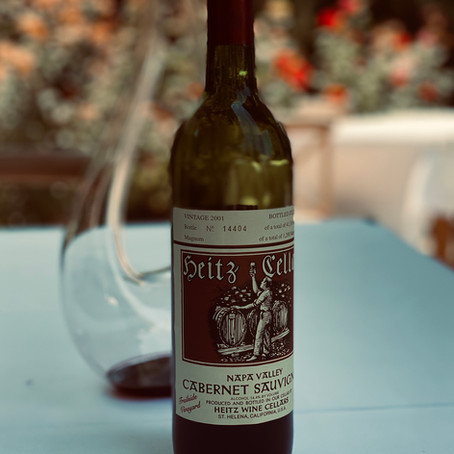 Heitz: A timeless winery on the eve of its 60th year