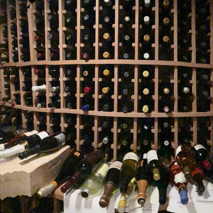 """The Marie Kondo of Wine Cellars"""