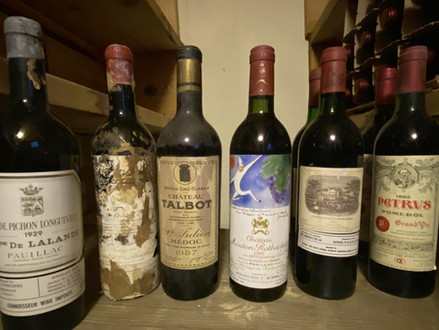 Valuing Wine Collections