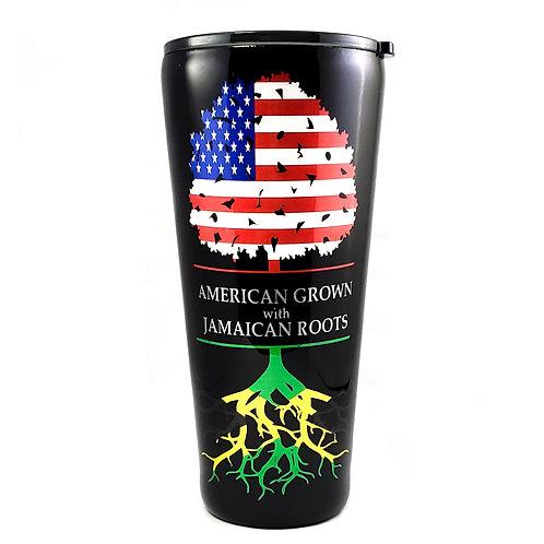 Roots Flag Tumbler