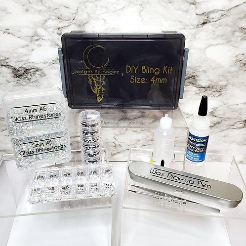 DIY Bling Kit - Crystal AB