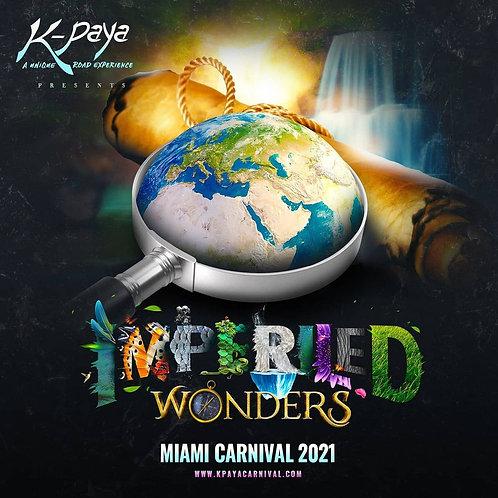 Custom Miami Carnival Tumbler