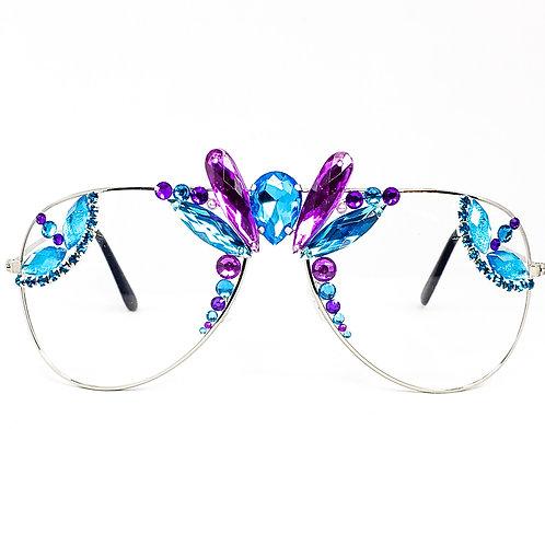 Style 1501 - Teal/Purple