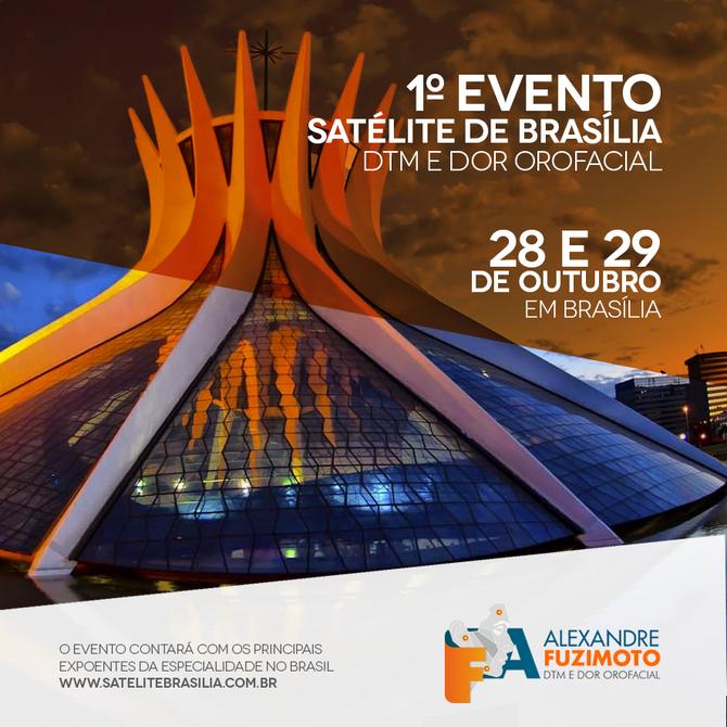 Congresso de DTM e Dor Orofacial em Brasília