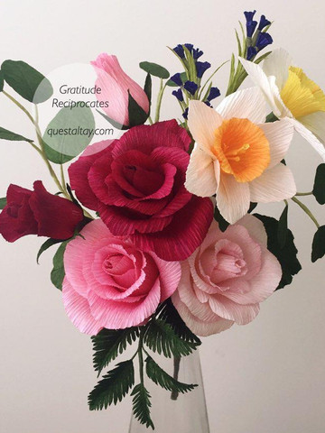 Niche bouquet $80