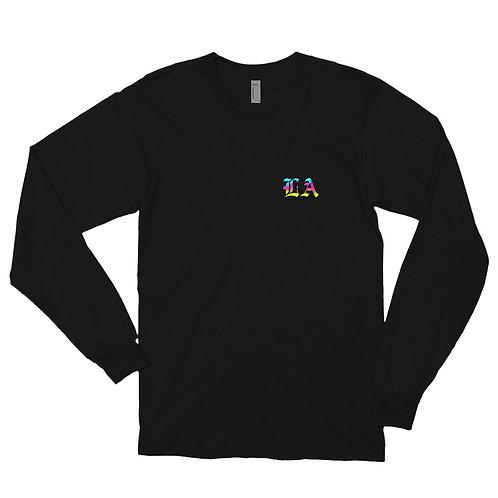 LA Long sleeve T-shirt