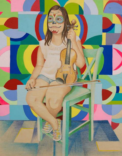 A Composition for Kandinsky