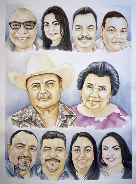 Familia Leos