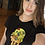 Thumbnail: Yellow & Orange Sugar Skull ice cream Unisex T-Shirt