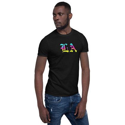 LA Unisex Adult T-Shirt