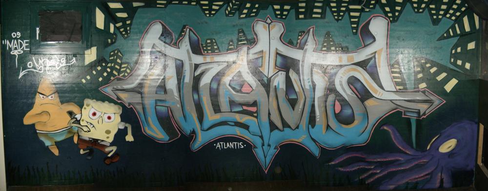 Jugendraum Atlantis