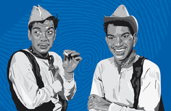 Illustration Cantinflas