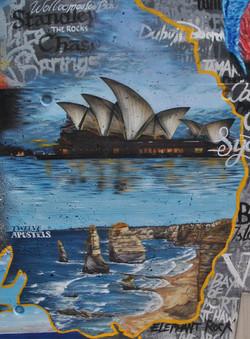 Sydney und Twelve Apostles