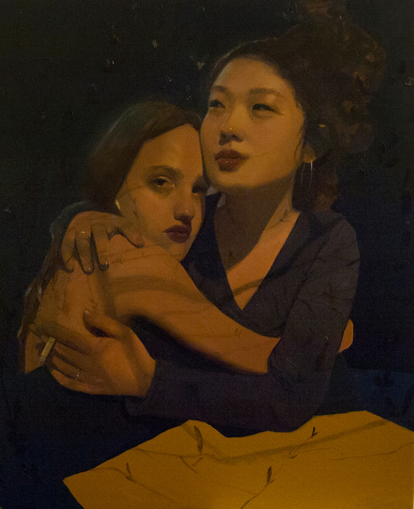 Judit y Sofía