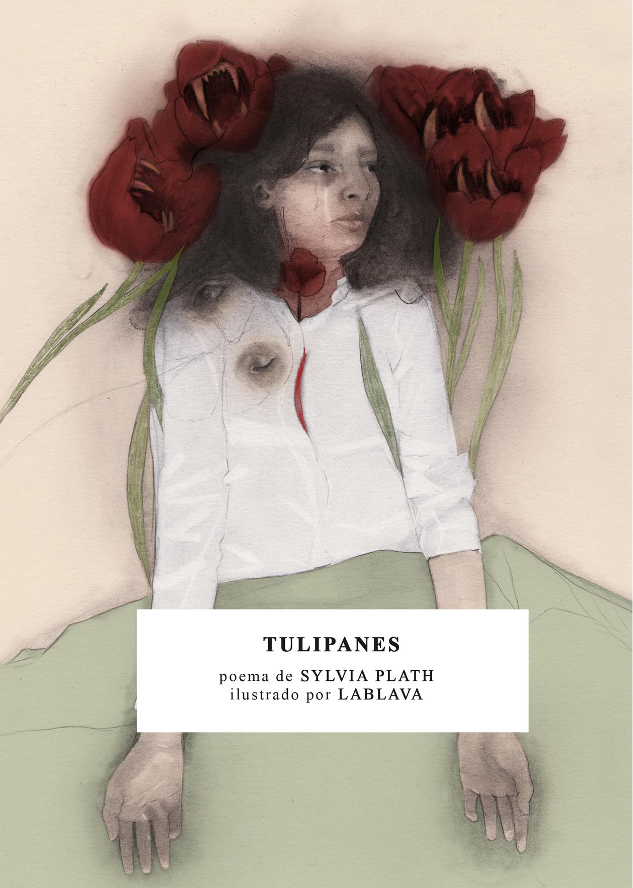 Fanzine: Tulips de Sylvia Plath