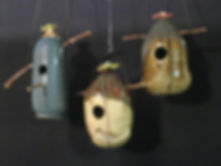 Bird Houses by Ed Tyler