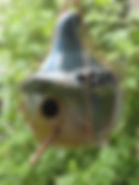 WHIMSICAL BIRD HOUSING