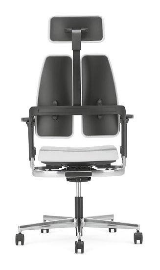 Xilium_DuoBack_Office_Chair_Polished_Aluminium