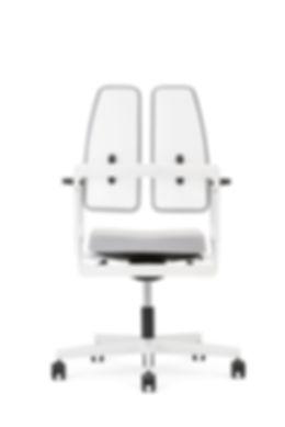 Xilium_DuoBack_Chair_In_White
