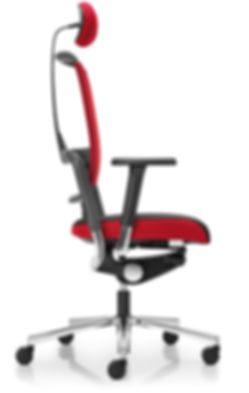 Xenium Net Back chair