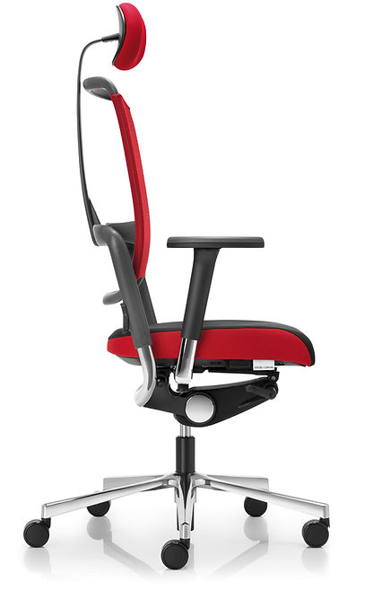 Xenium Net Back chair