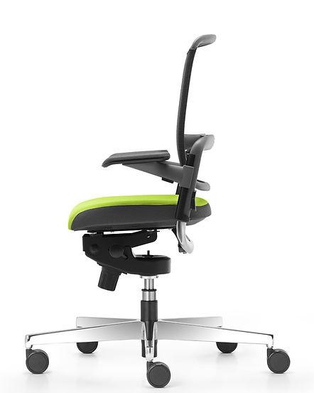 Xenium Mesh Back Office Chair_Grey