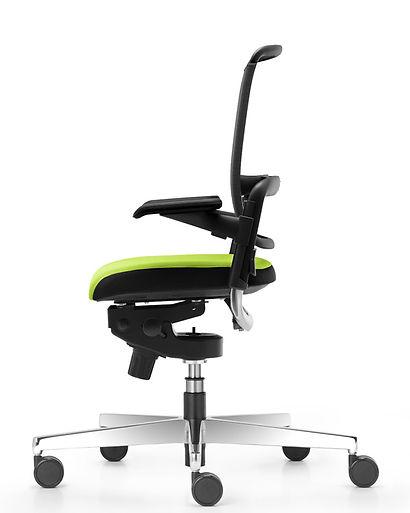 Xenium Mesh Back Office Chair_Black