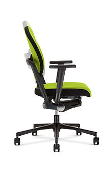 Xenium_DuoBack_office_chair_back_height.