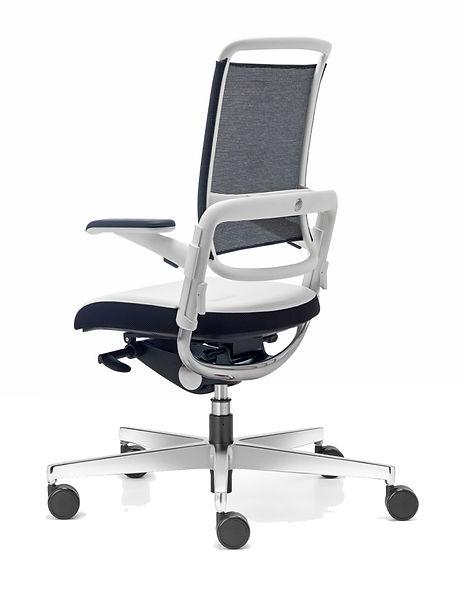 Xenium Mesh Back Office Chair_White