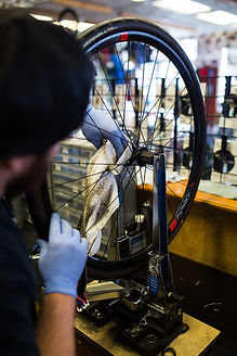 Bicycle Service at outerrimbicycles.com