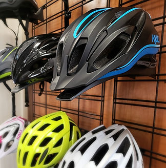 Kali helmets at outerrimbicycles.com