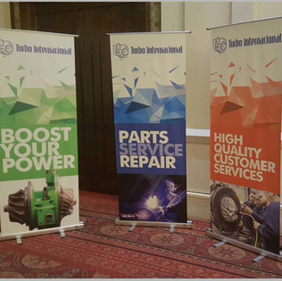 Roll Up Stand Printing