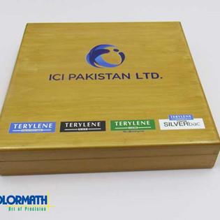 UV Printing on Wooden Box