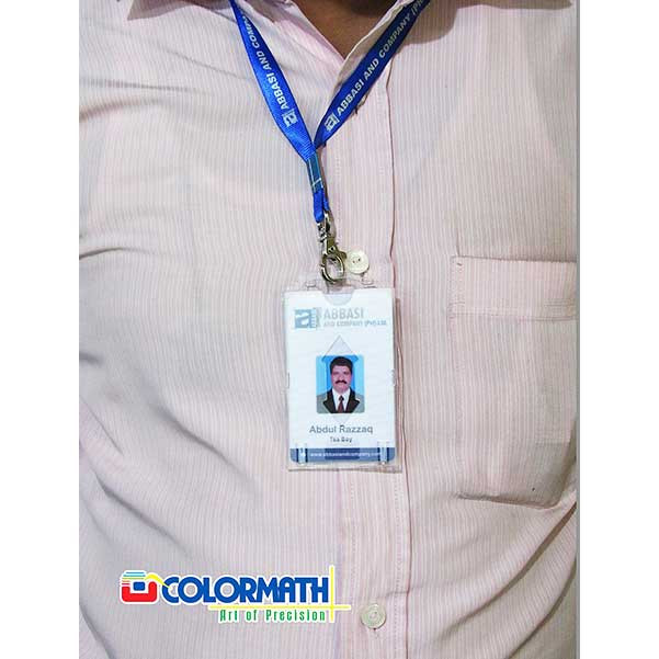 Employe Card Holder