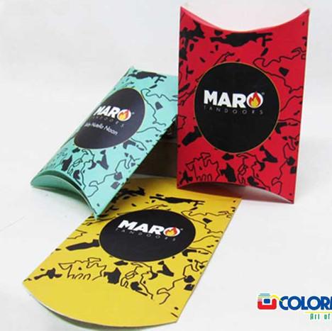 Card - Food Packaging