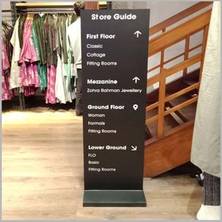 Retail Store Floor Plan